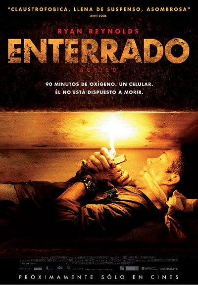 Buried pelicula