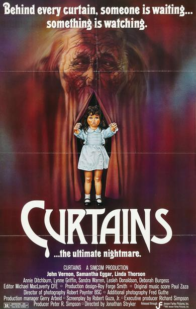 Curtains - Cortinas 1983