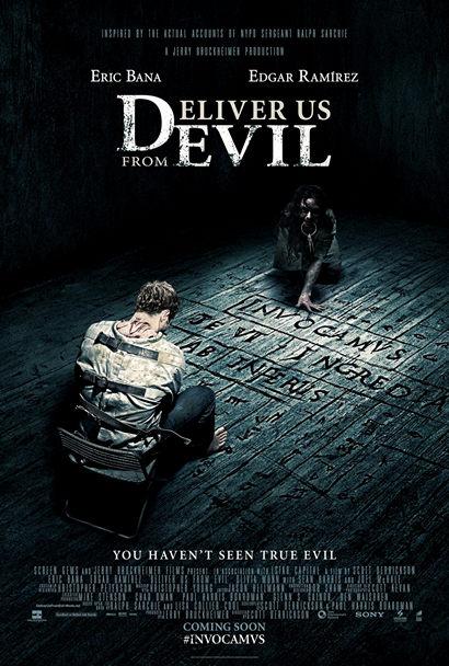 Deliver us From Evil 2014 pelicula de terror