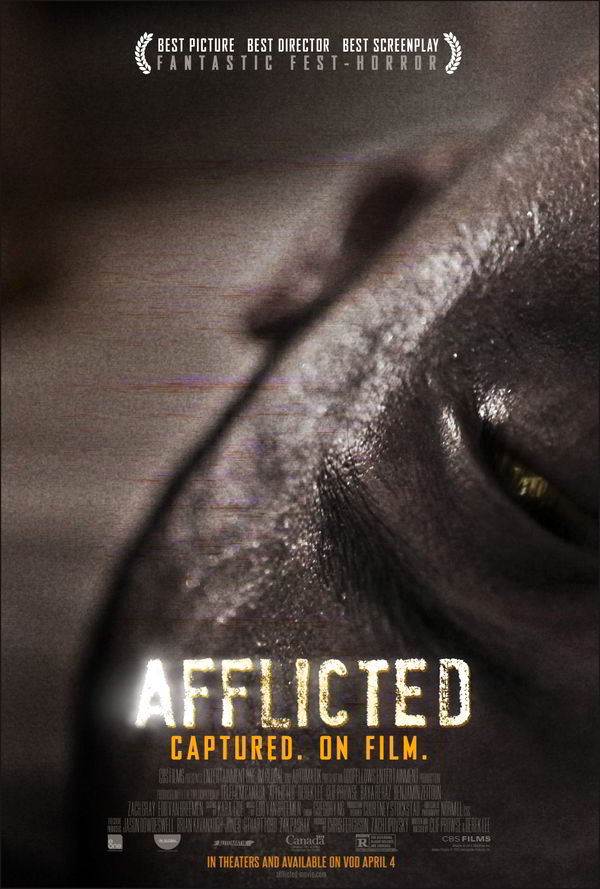 Afflicted 2014