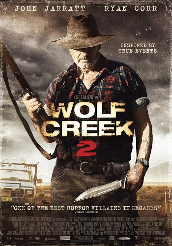Wolf Creek 2014