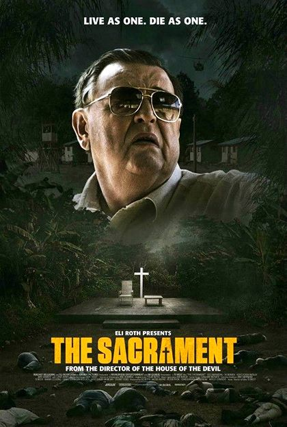 The Sacrament 2014