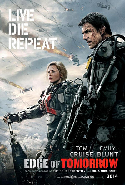 Edge of Tomorrow 2014 pelicula