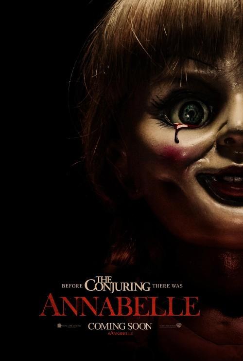 Pelicula de terror Annabelle