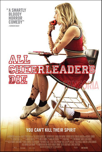 All Cheerleaders Die 2014 pelicula