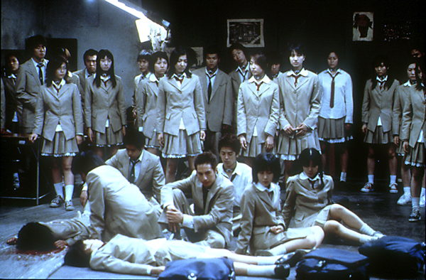 Battle Royale 2000 movie