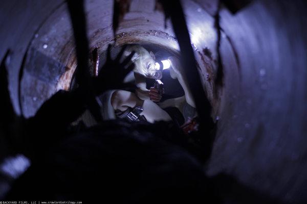Crawl or Die 2014 - Pelicula de terror