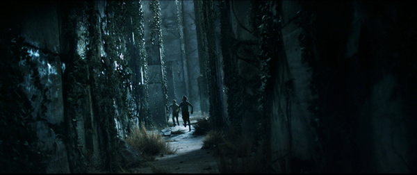 Pelicula ciencia ficcion The Maze Runner