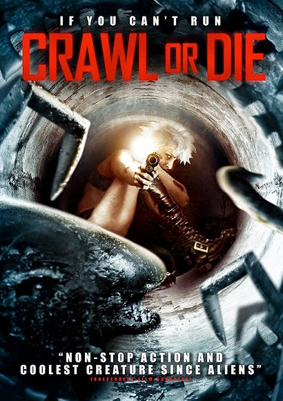 Crawl or Die 2014 pelicula de terror