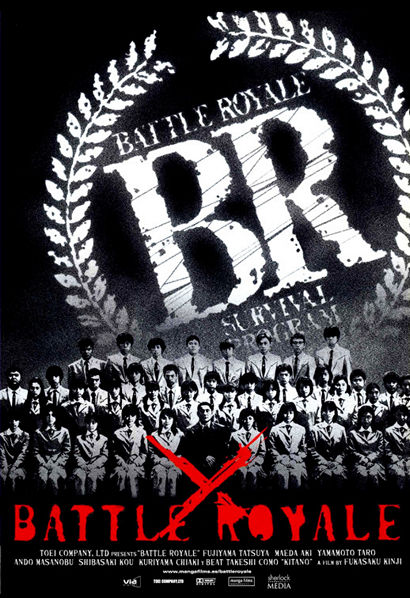 Battle Royale 2000 pelicula