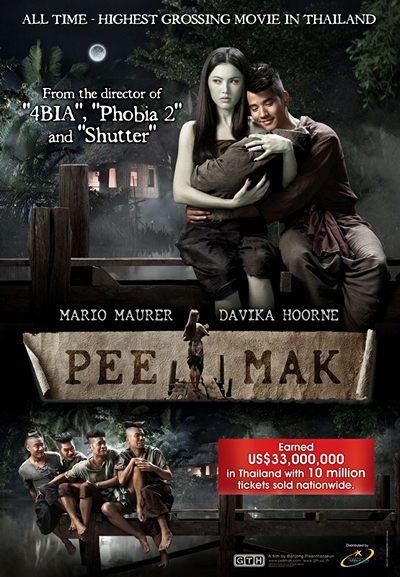 Pee Mak 2013 pelicula de terror