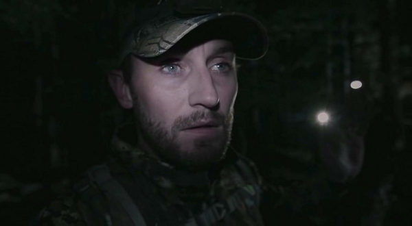 Pelicula de terror The Hunted 2013