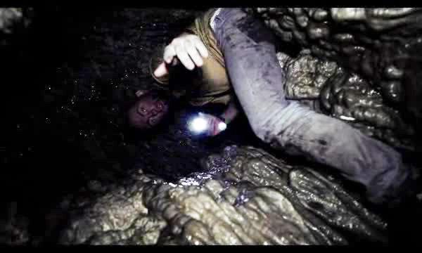 Pelicula de terror La Cueva