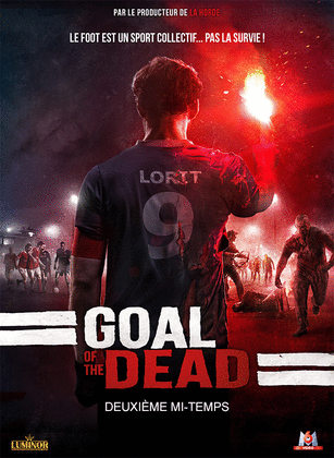 gOAL OF THE DEAD pelicula de terror