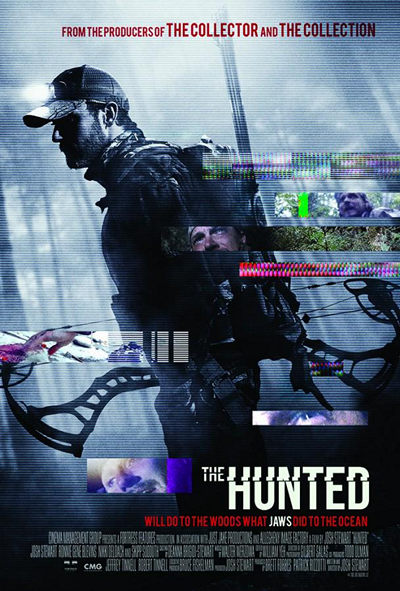 The Hunted 2013 pelicula de terror