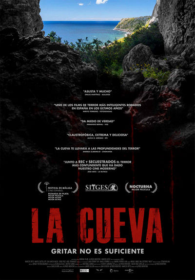 La Cueva 2014 pelicula de terror