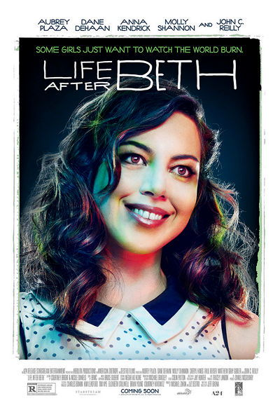 Life After beth 2014 pelicula de terror