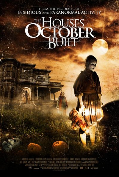 The Houses October Built pelicula de terror