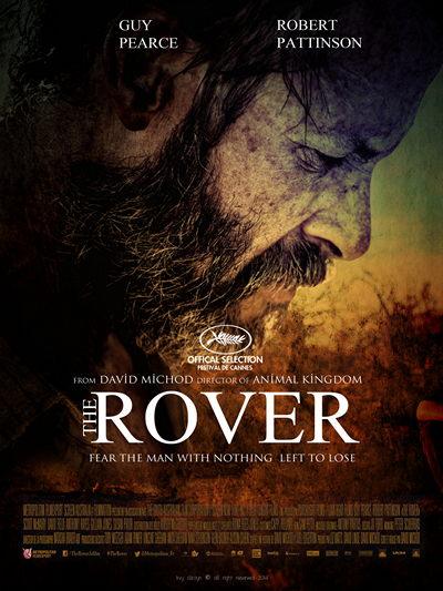The Rover trhiller postapocaliptico 2014