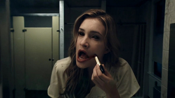 Pelicula de terror Grace The Possession 2014