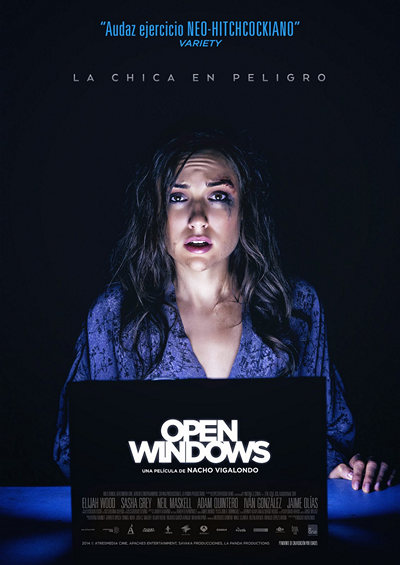 Open Windows 2014 pelicula de terror