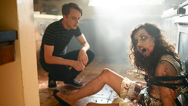 Pelicula de terror Life After beth 2014