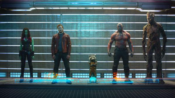 Peliculas de terror Guardianes de la Galaxia