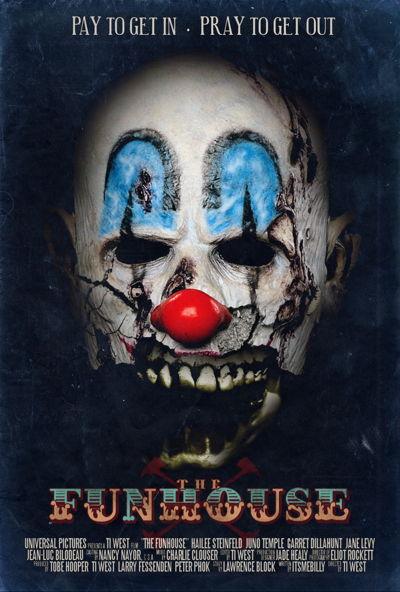 Funhouse - La casa de los horrores