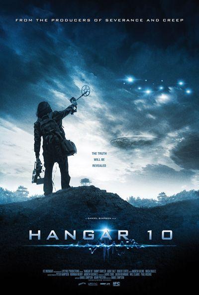 Hangar 10 peliculas de terror