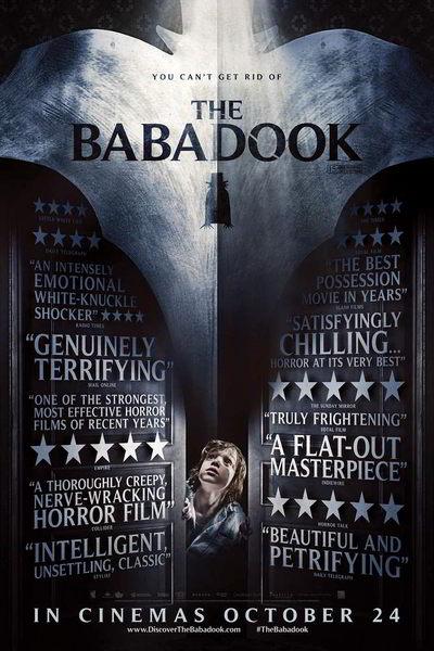 Babadook pelicula terror 2014