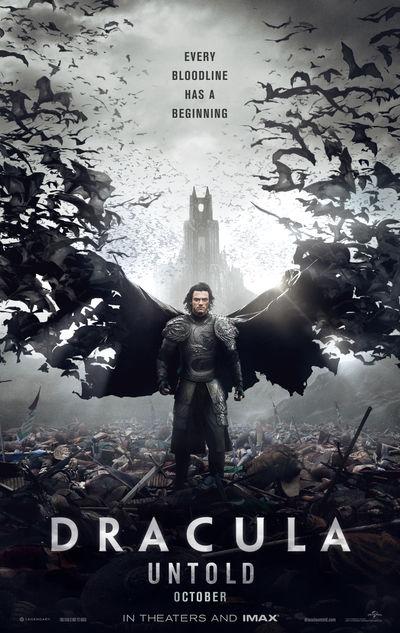 Dracula Untold pelicula de terror 2014