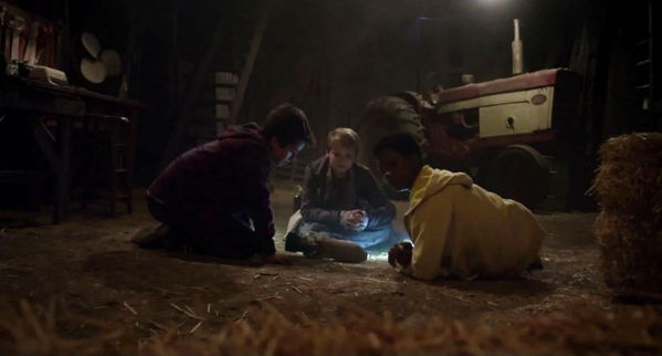 Pelicula Earth to Echo 2014