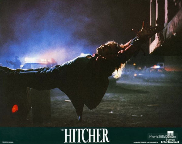 Pelicula suspenso - The Hitcher 1986