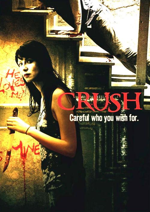 Pelicula de terror Crush 2014