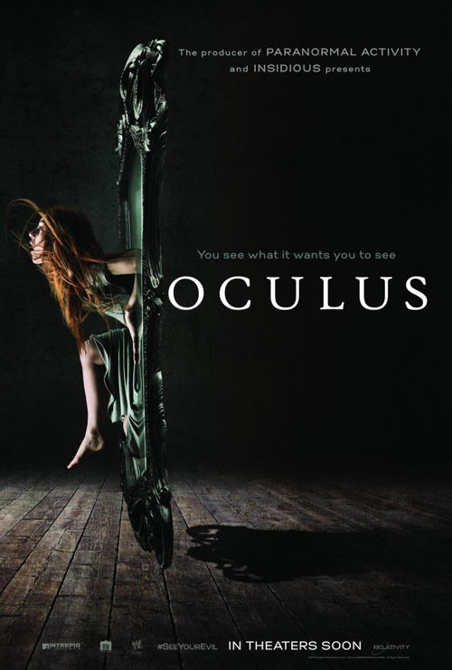 Oculus pelicula de terror 2014