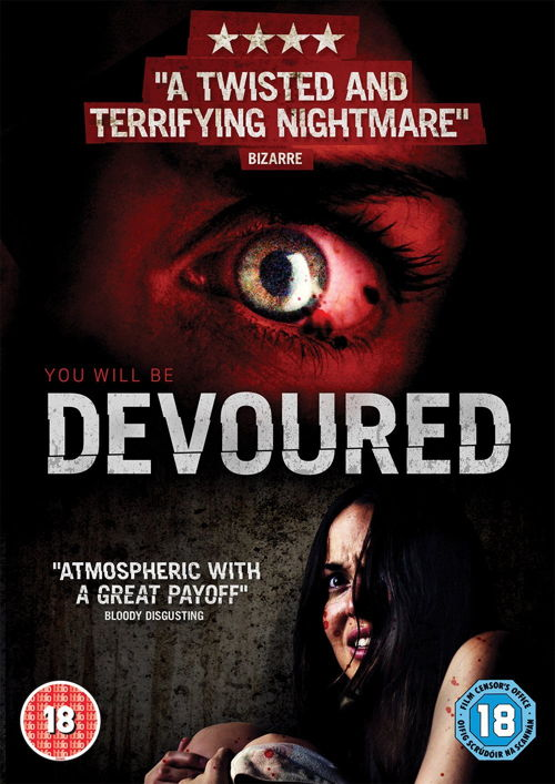 Peliculas de Terror 2014 - Devoured