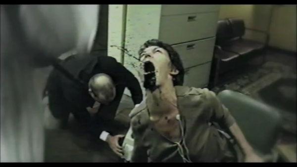 pelicula de Terror Atticus Institute