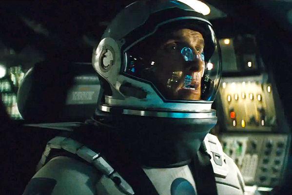 Interstellar 2014 - Ciencia Ficcion