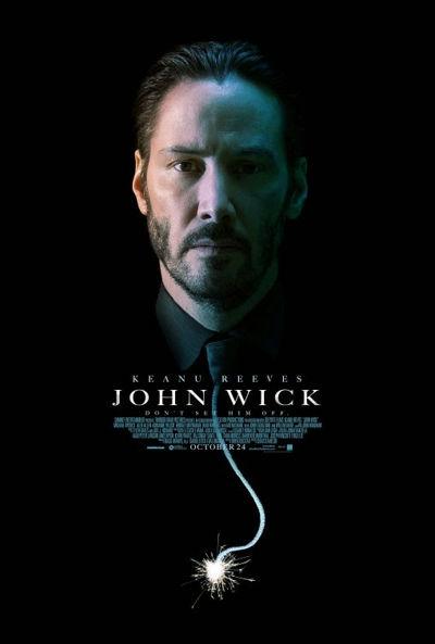 John Wick 2014 Pelicula accion con Keanu Reeves