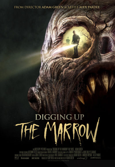 Peliculas de Terror - Digging Up the Marrow