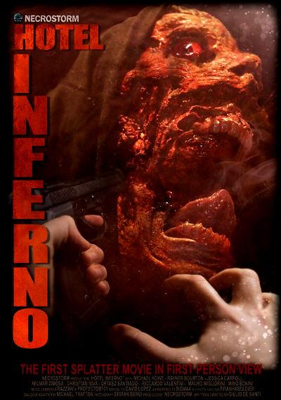 Hotel Inferno Pelicula de Terror