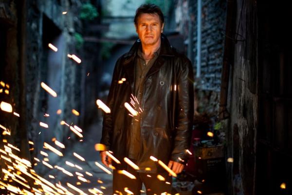 pelicula Taken 3 con Liam Neeson
