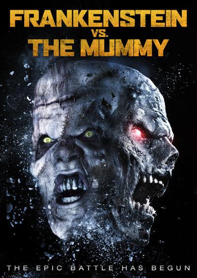 Peliculas de Terror - Frankenstein vs Mummy