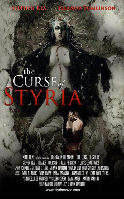 Peliculas de Terror - Styria 2015