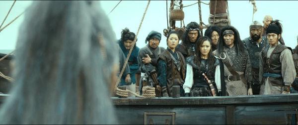 The Pirates 2015