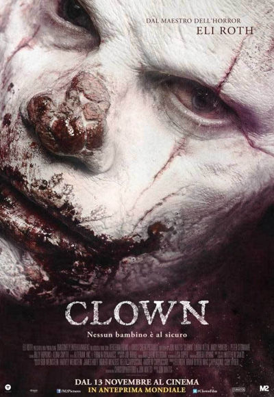 Peliculas de Terror - Clown 2015