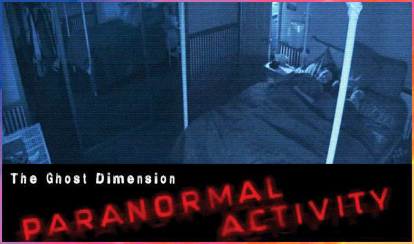 Pelicula de Terror 2015 - Paranormal Activity Ghost Dimension