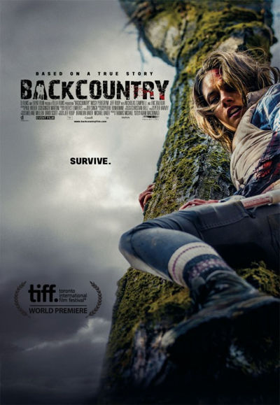 Pelicula de terror 2015 Backcountry