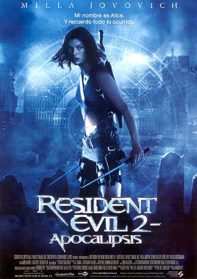 Resident Evil 2 - Apocalipsis (2004)
