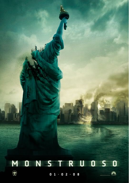 Cloverfield – Monstruoso (2008)